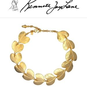 KENNETH JAY LANE Branches Necklace